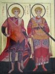St-Georges et St-Démétrius