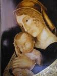 La Vierge et l'Enfant d'aprèsMantegna
